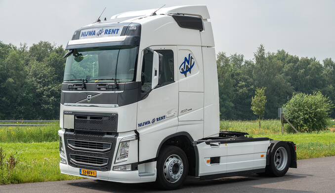 Volvo FH LOW 460 4X2